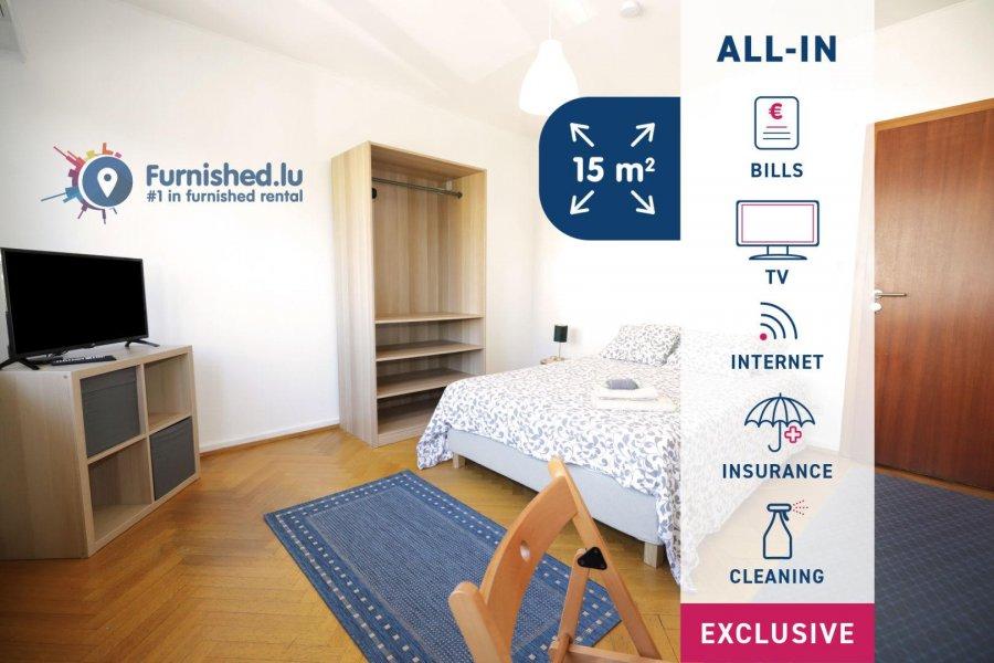 louer chambre 5 chambres 15.2 m² strassen photo 1