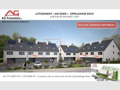 House for sale 4 bedrooms in Erpeldange (Bous) - Ref. 6216337