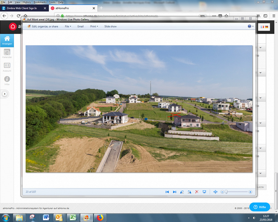 acheter terrain constructible 0 pièce 0 m² wincheringen photo 4