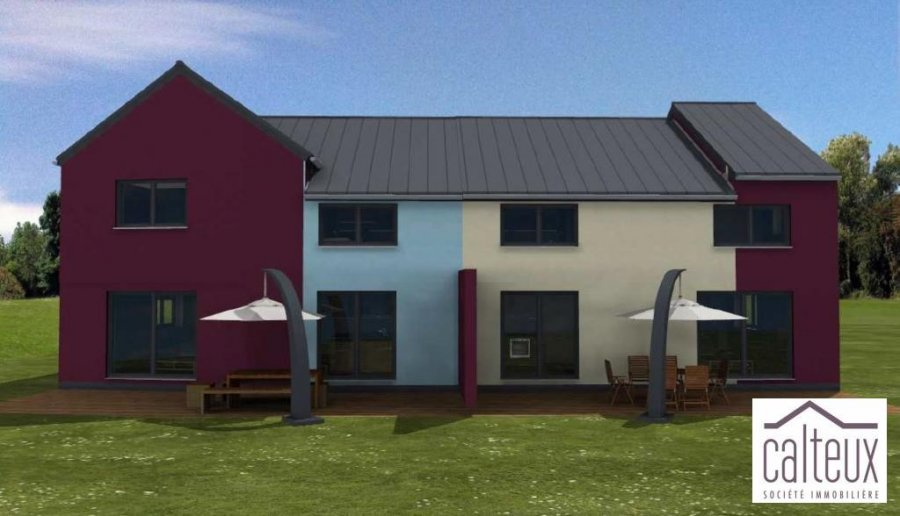 acheter maison mitoyenne 4 chambres 135.21 m² hostert (rambrouch) photo 1