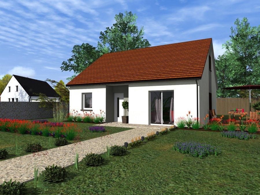 acheter maison individuelle 4 pièces 100 m² charmes photo 1