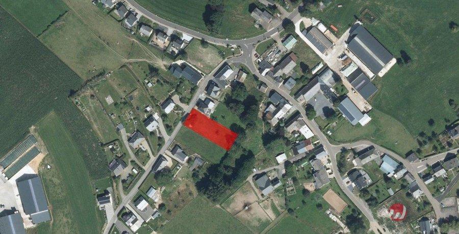 acheter terrain constructible 0 chambre 0 m² boevange (clervaux) photo 2