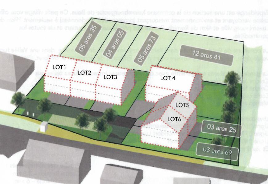 acheter maison individuelle 5 chambres 312 m² bous photo 2
