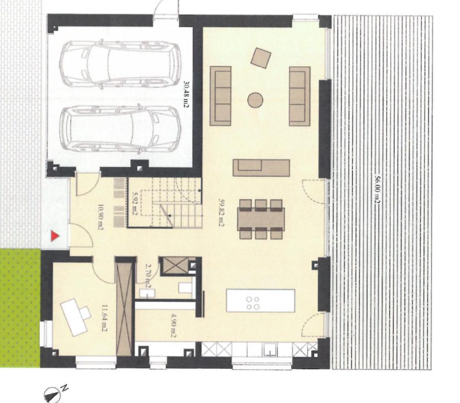 acheter maison individuelle 5 chambres 312 m² bous photo 4