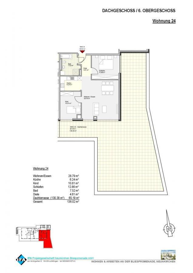 wohnung kaufen 3 zimmer 137.12 m² neunkirchen foto 4