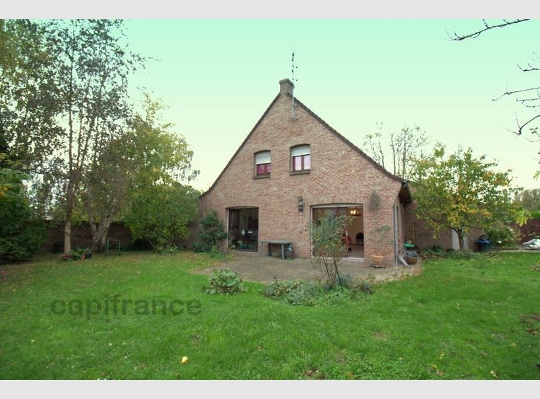 Vente maison individuelle f7 douai nord r f 5558945 for Acheter maison individuelle nord