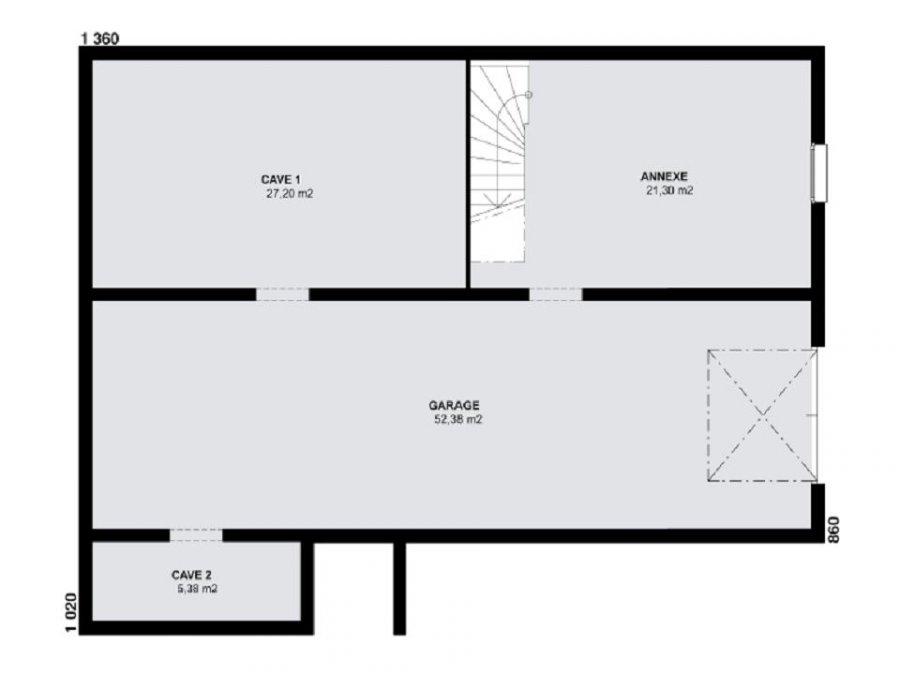 acheter terrain constructible 5 pièces 101 m² bionville-sur-nied photo 3