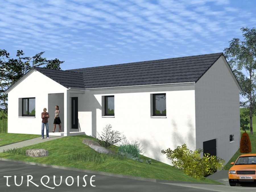 acheter terrain constructible 5 pièces 101 m² bionville-sur-nied photo 1