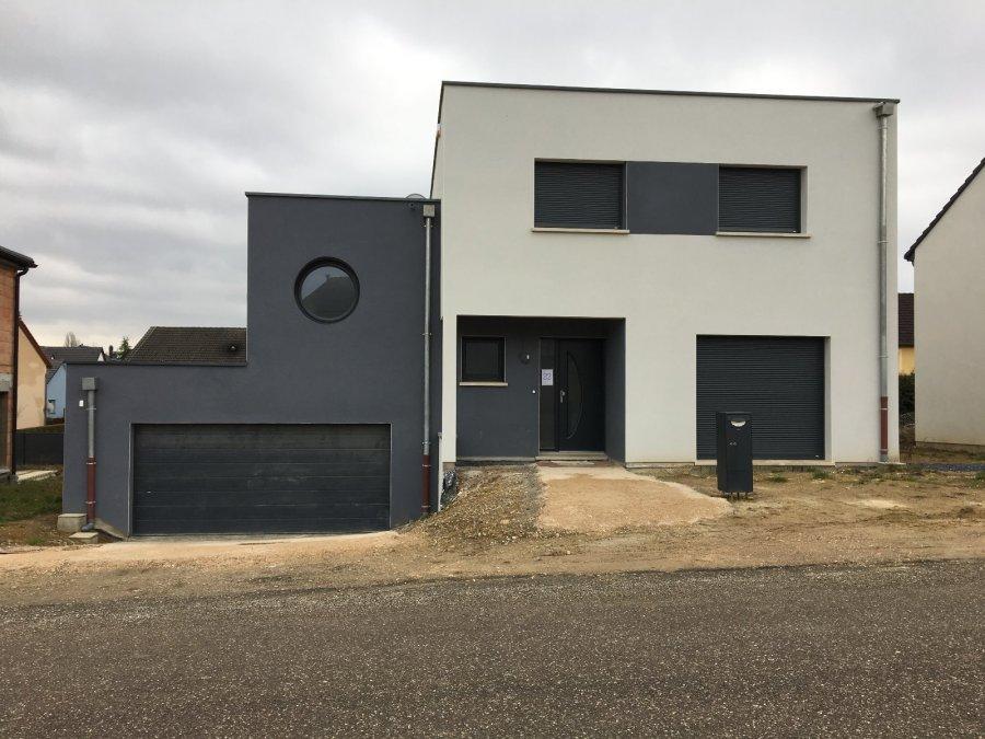 Maison individuelle à vendre F7 à SAULNY