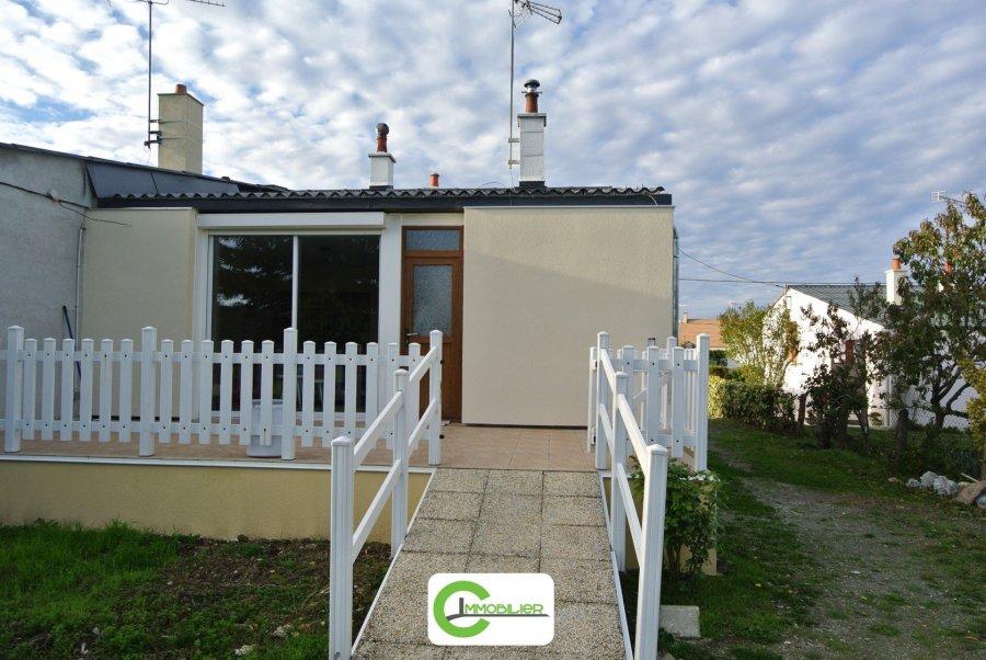 acheter maison 4 pièces 58 m² vibraye photo 1