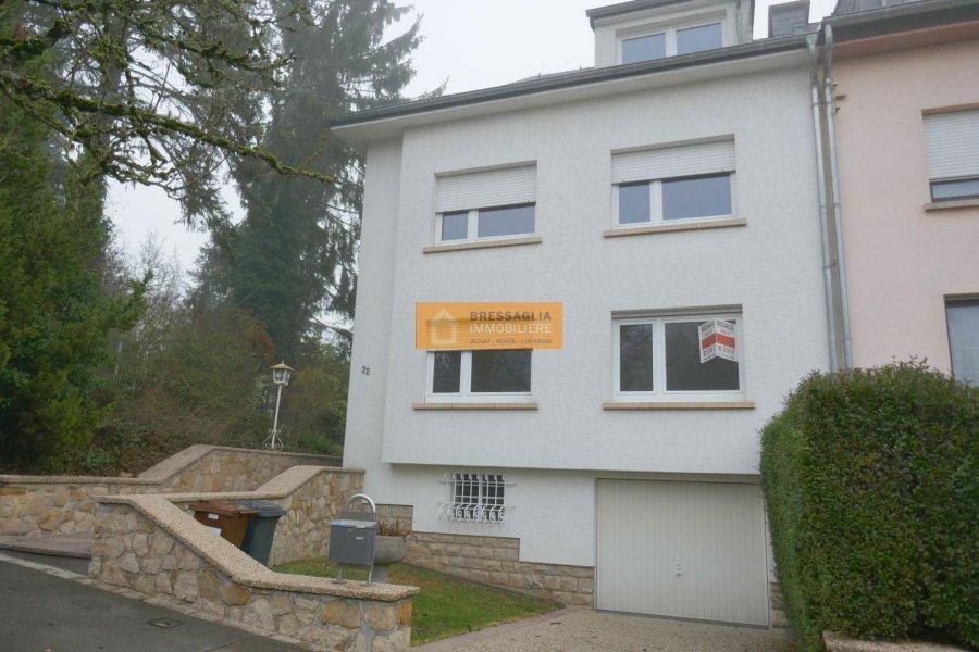 Maison à louer 5 chambres à Luxembourg-Cents
