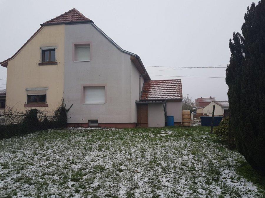 louer maison 3 pièces 65 m² créhange photo 5