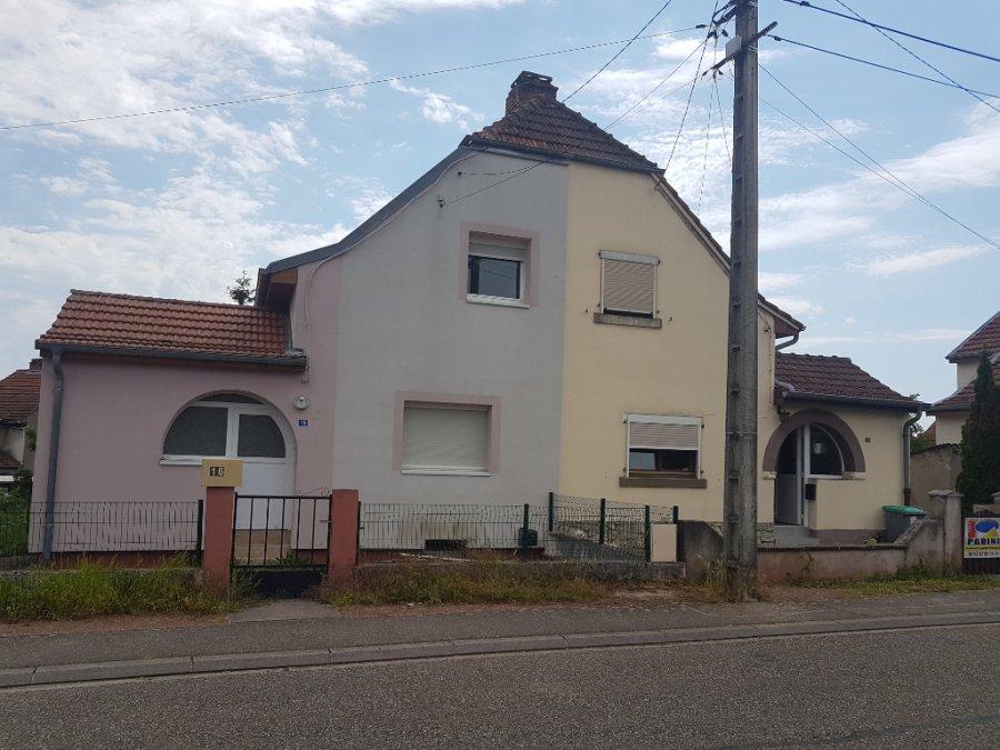 louer maison 3 pièces 65 m² créhange photo 1