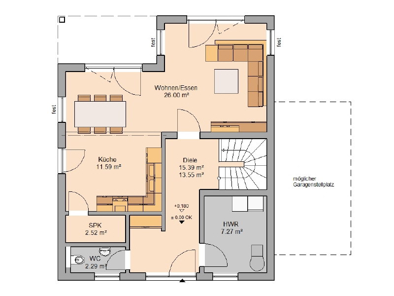acheter maison 4 pièces 127 m² mandern photo 3