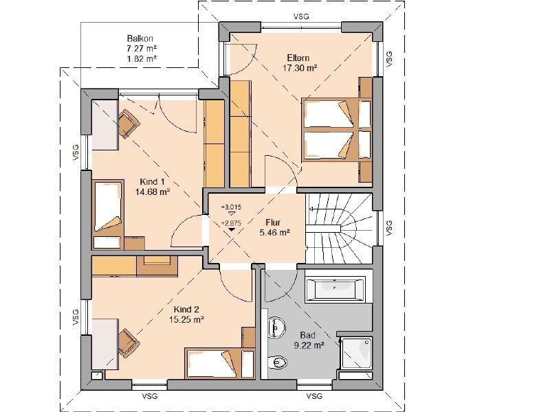 acheter maison 4 pièces 127 m² mandern photo 4