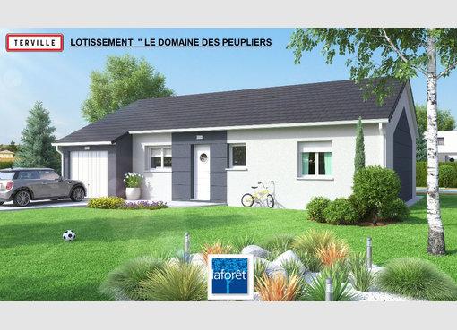 Vente maison 5 pi ces terville moselle r f 5544353 for Vente maison vefa