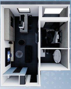 acheter appartement 0 pièce 49.7 m² mont-saint-martin photo 2