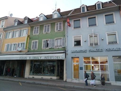 Bureau à vendre F2 à Mulhouse