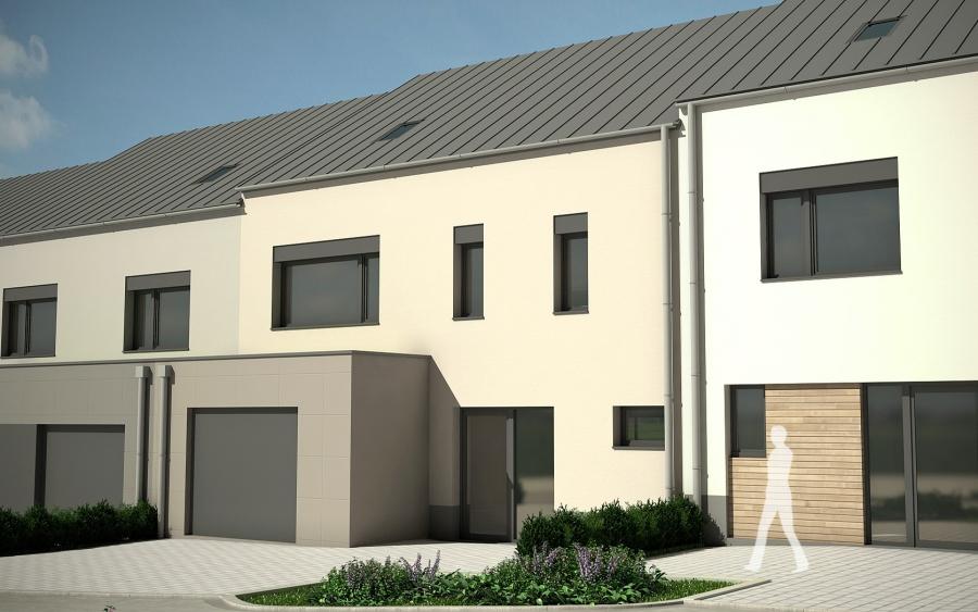acheter maison jumelée 4 chambres 257.73 m² saeul photo 2
