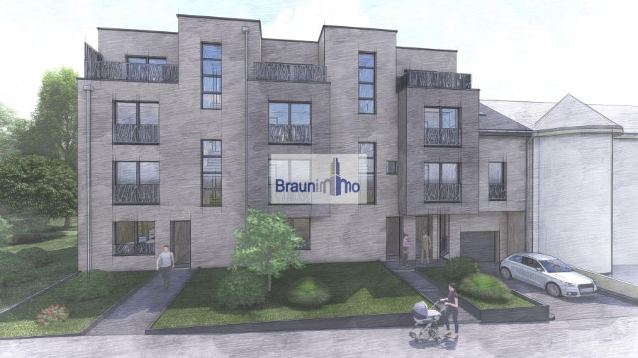 Appartement à vendre 1 chambre à Belvaux