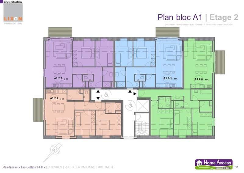 acheter appartement 0 pièce 72 m² chièvres photo 4