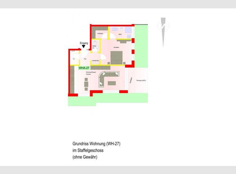 Wohnung zum Kauf 2 Zimmer in Konz (DE) - Ref. 7020721