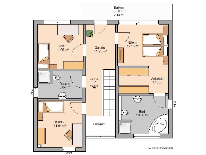 haus kaufen 5 zimmer 160 m² wintrich foto 4
