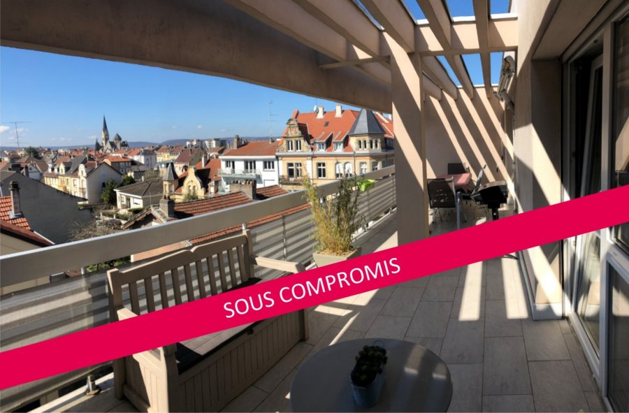 acheter appartement 2 pièces 40 m² metz photo 1
