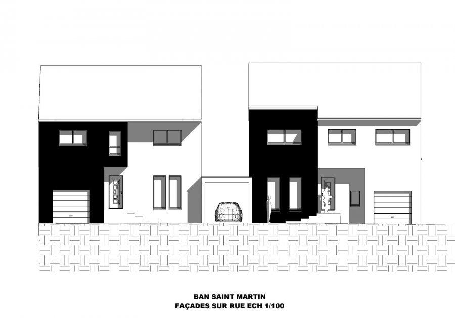 acheter maison jumelée 5 pièces 126.1 m² le ban saint-martin photo 2