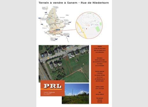 Bauland zum Kauf in Sanem (LU) - Ref. 6318513