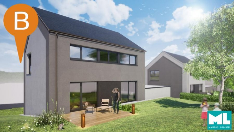detached house for buy 3 bedrooms 141 m² berbourg photo 1