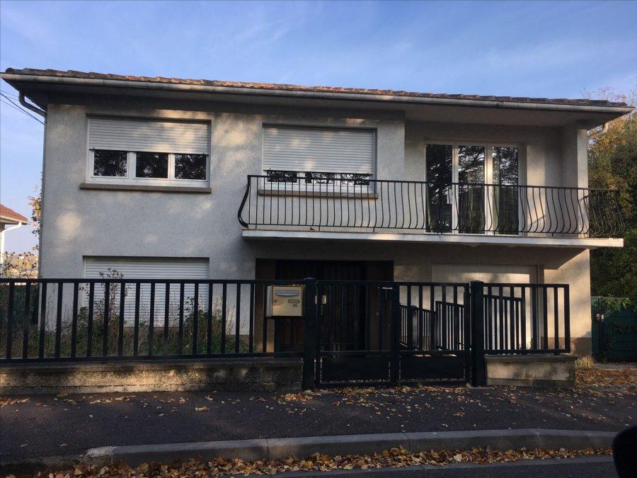Maison à louer F6 à Metz