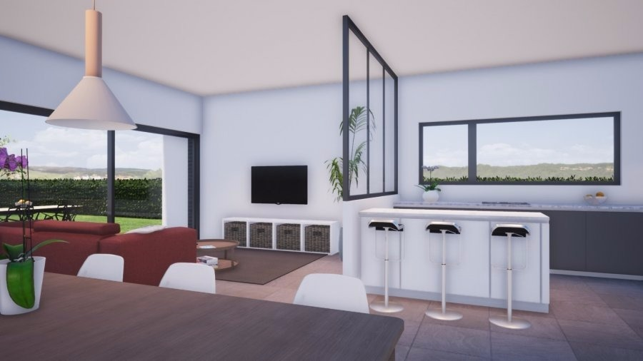 acheter maison individuelle 8 pièces 115 m² charly-oradour photo 3