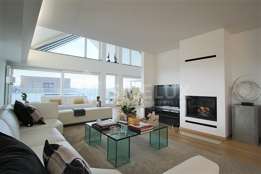 Duplex à louer 4 chambres à Luxembourg-Belair