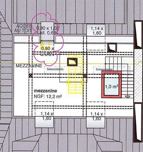 acheter duplex 3 chambres 82.6 m² luxembourg photo 2