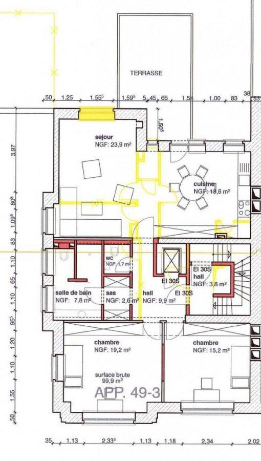 acheter duplex 3 chambres 82.6 m² luxembourg photo 1