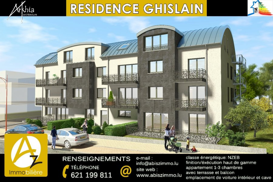 acheter appartement 3 chambres 108.67 m² rodange photo 1