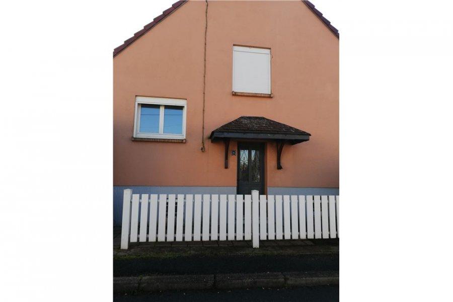 acheter maison 5 pièces 80000 m² haucourt-moulaine photo 1