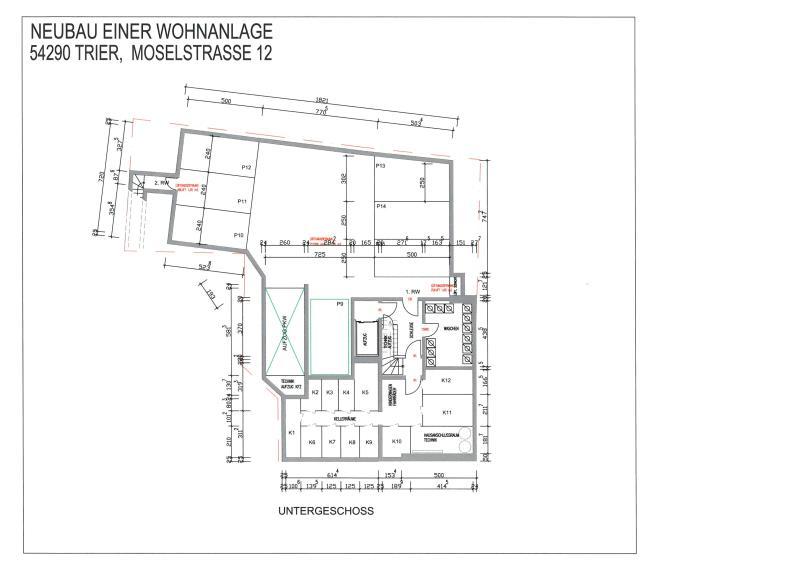 wohnung kaufen 3 zimmer 86.05 m² trier foto 3