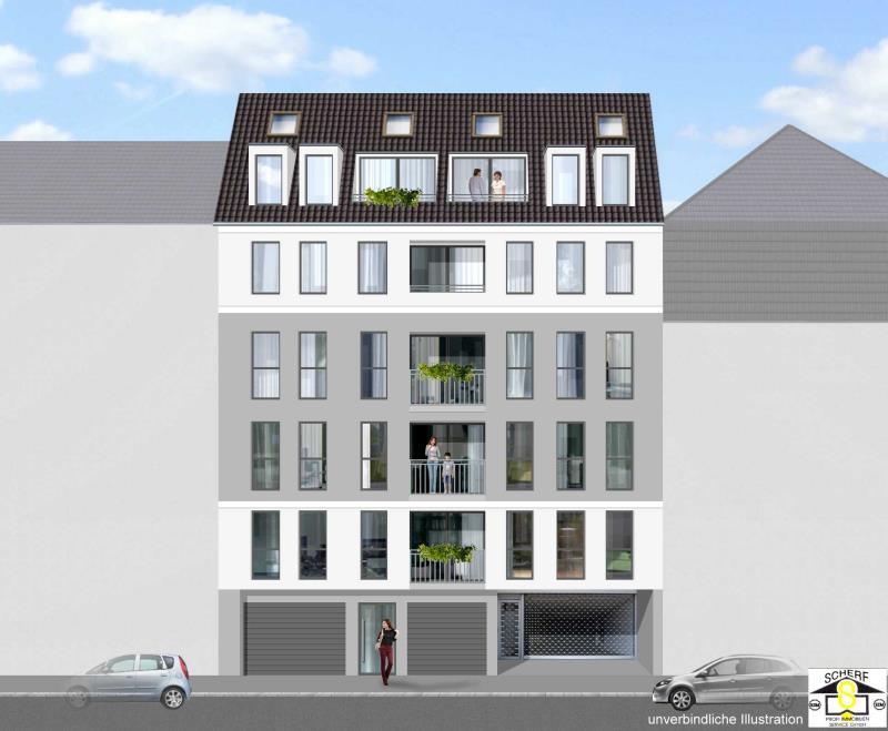 wohnung kaufen 3 zimmer 86.05 m² trier foto 1