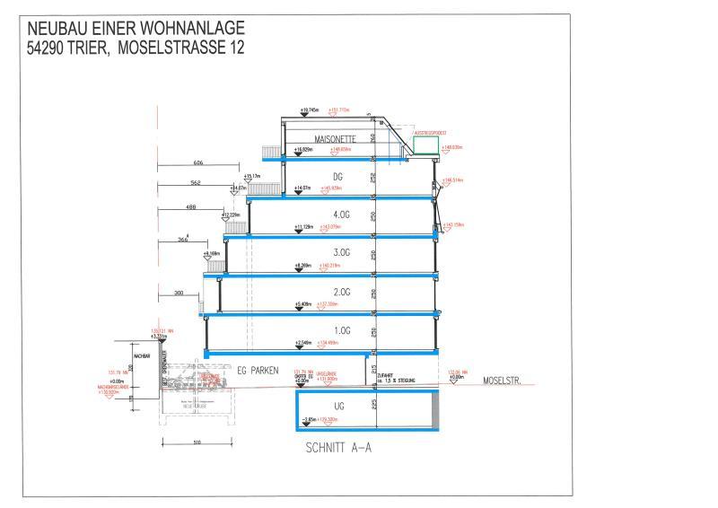 wohnung kaufen 3 zimmer 86.05 m² trier foto 4