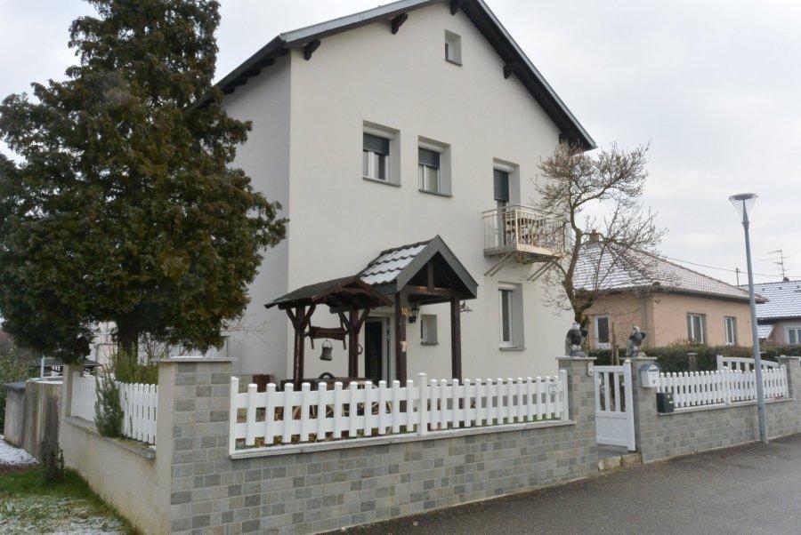 acheter maison 6 pièces 140 m² saint-louis photo 1