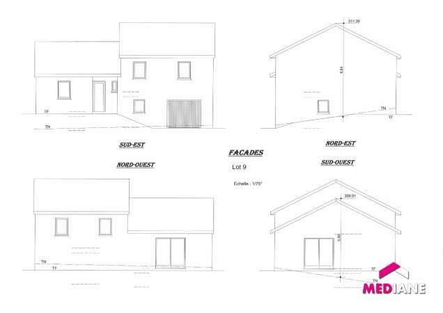 acheter maison 5 pièces 95 m² charmes photo 5