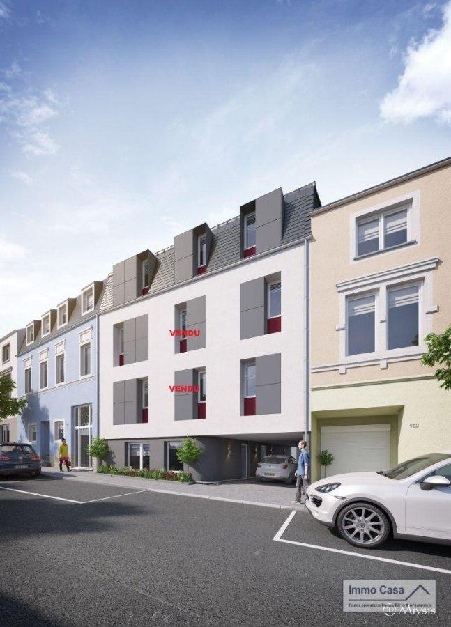 Penthouse à vendre 3 chambres à Dudelange