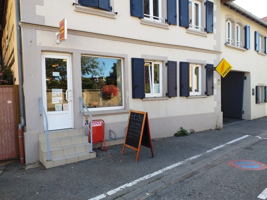 Local commercial à vendre F2 à Wingersheim