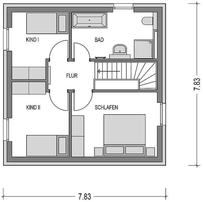 einfamilienhaus kaufen 3 zimmer 99 m² kyllburg foto 3