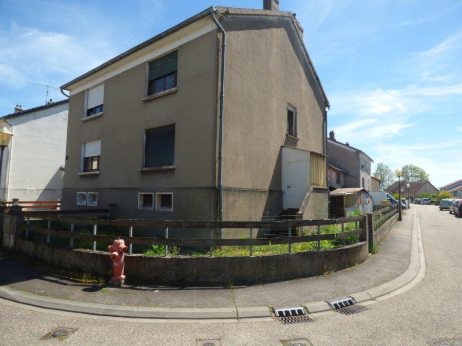 Maison à vendre F4 à Uckange