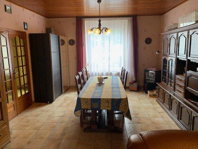 Maison mitoyenne à vendre F5 à Longlaville