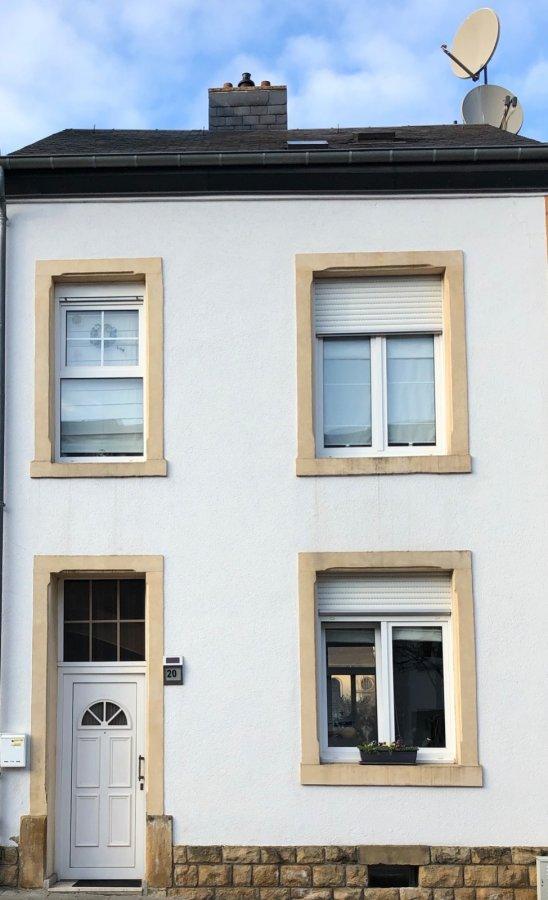Maison jumelée à vendre 4 chambres à Luxembourg-Beggen