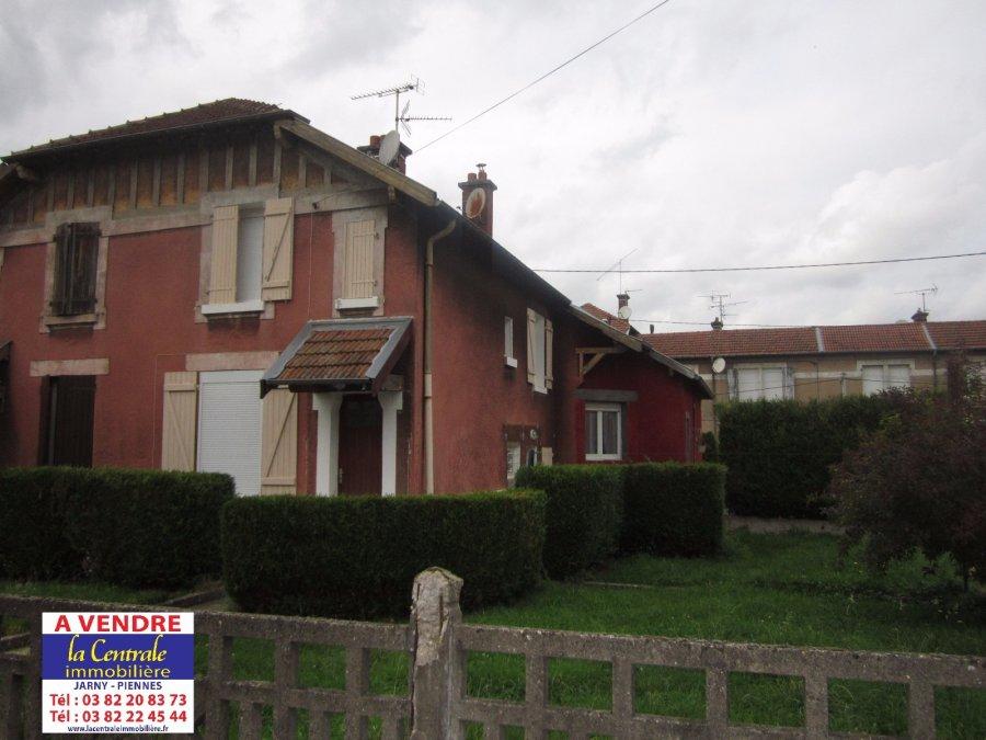acheter maison jumelée 4 pièces 70 m² joudreville photo 1